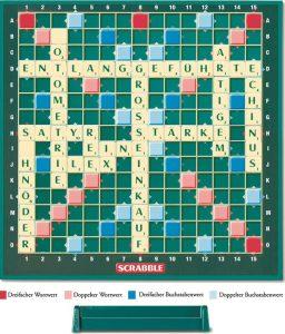 Zeit-Scrabble Finalbrett